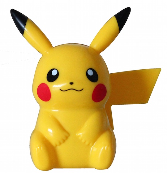 Pokemon Pikachu Fridgeezoo Talking Fridge Toy