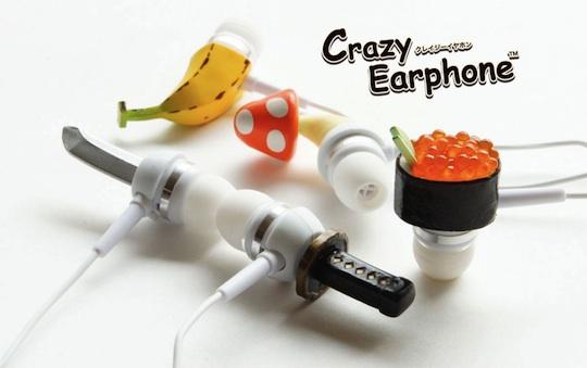SolidAlliance Crazy Earphones