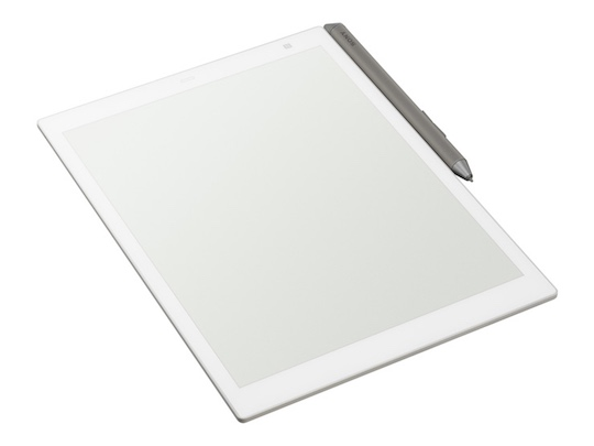 Sony DPT-CP1 Digital Paper Tablet