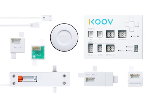 Sony Global Education KOOV Starter Kit