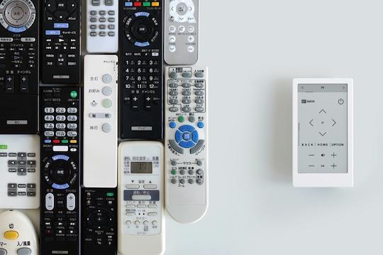 Sony Huis E-Paper Remote Controller