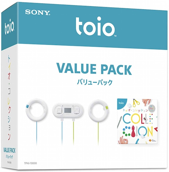 Sony toio Value Pack