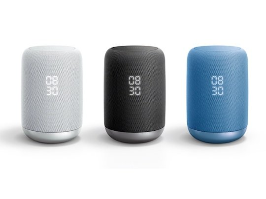 Voice-Activated Sony Smart Speaker LF-S50G