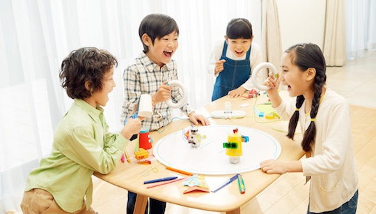 toio Robotics Engineering Toy for Kids