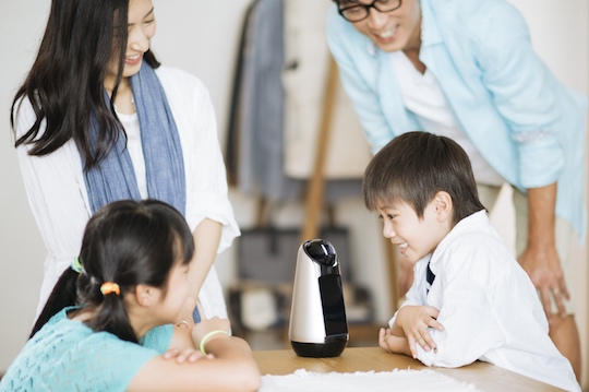 Sony Xperia Hello! Robotic Assistant