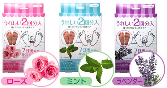 Foot Peeling Pack Scented Perorin