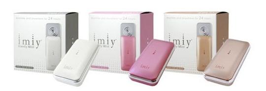 Imiy Handy Mist Steamer