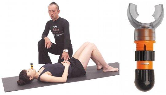 Stretching Breath Training Mouthpiece