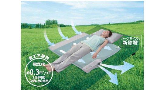 Air Conditioned Bed Mat Soyo
