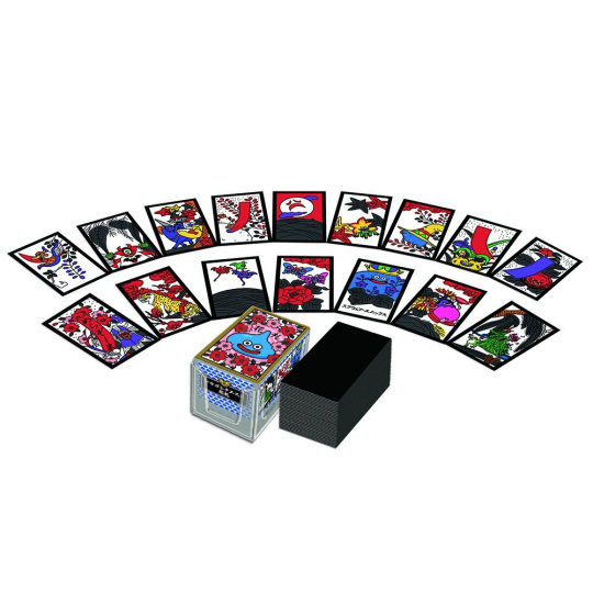 Dragon Quest Hanafuda Playing Cards