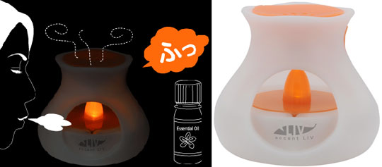 Japan trend shop usb candle aroma light for Aroma japanese cuisine