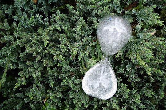 Awaglass Bubbles Hourglass