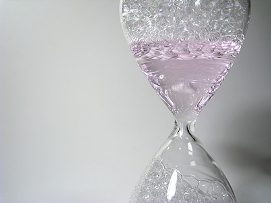 Awaglass Bubbles Hourglass