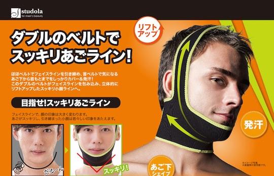 Sukkiri Men's Double Chin Belt