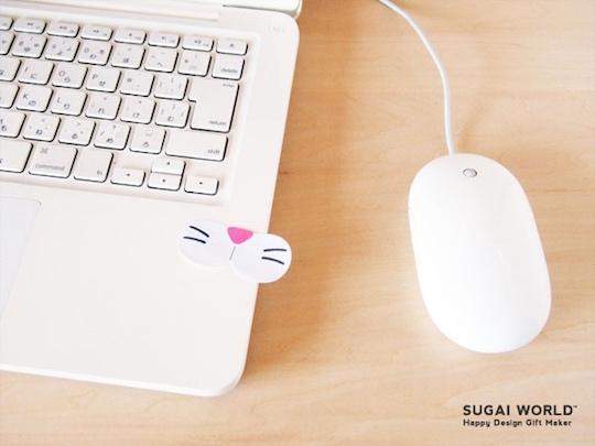 Cat Whisker Sticky Notes