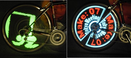 Anipov Anime Bicycle Lights
