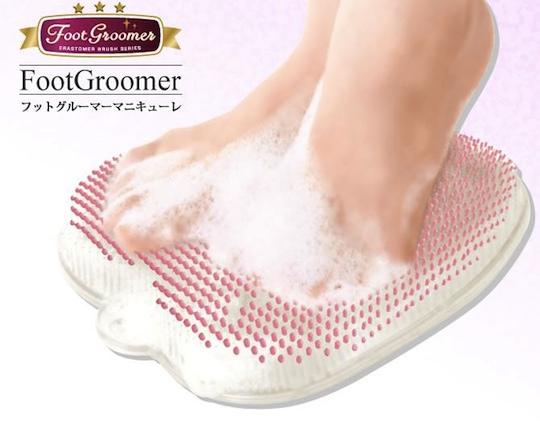Foot Groomer Manicure Pad