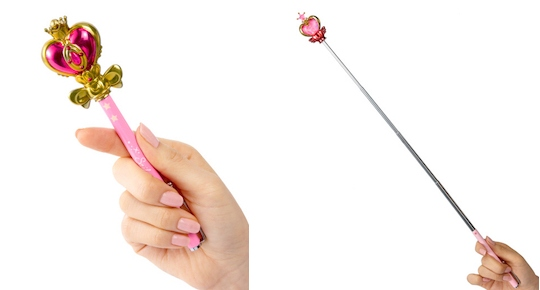 Sailor Moon Prism Pointer Pen Rabbit & Chibiusa Set