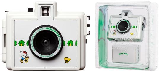 Superheadz Hello Kitty Golden Half Camera