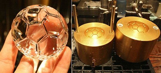 Ice Ball Mold Iceball Sphere Maker 55mm