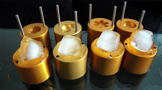 Ice Ball Mold for Perfect Ice Spheres
