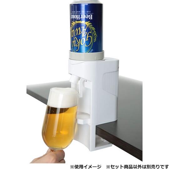 Beer Hour Foamy Head Bar Server