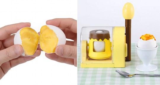 Okashina Tamago Mawashite Purin Egg Flan Maker