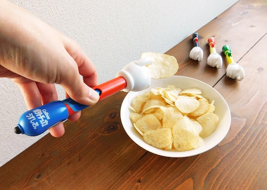 Potechinote Potato Chip Grabber Smartphone Stylus
