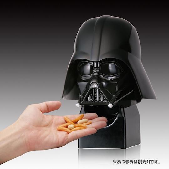 Star Wars Darth Vader Stormtrooper Helmet Snack Dispenser