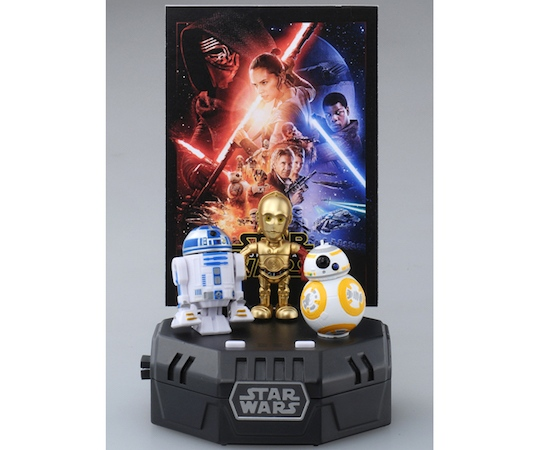 Star Wars Space Opera Dancing Music Figures Three-Droid Set