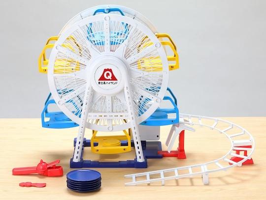 Sushi Ferris Wheel Roller Coaster