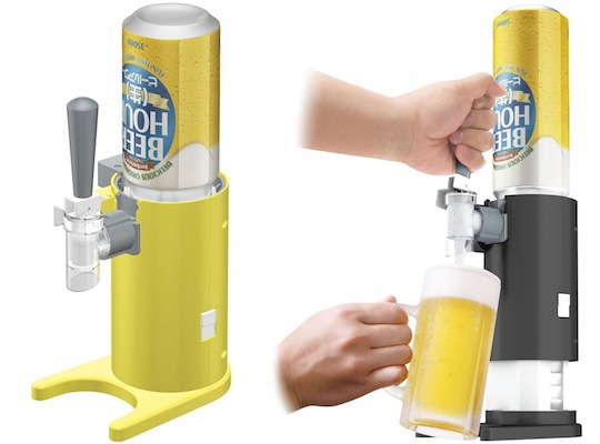 Table Beer Hour Foamy Head Server