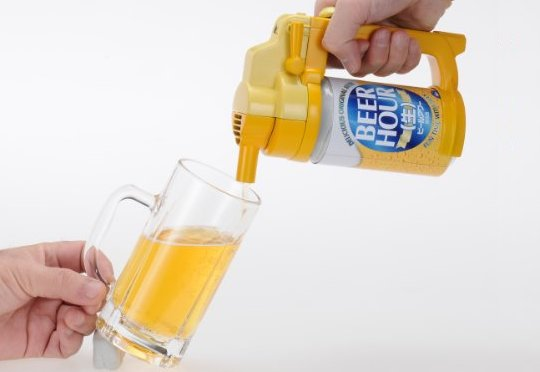 Beer Hour Biru Awa Beer Can Dispenser