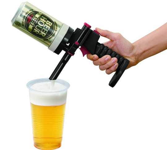 Beer Hour Stadium Foamy Head Dispenser