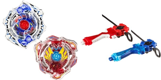 Japan Trend Shop Beyblade Burst B 18 Blade Combat Set
