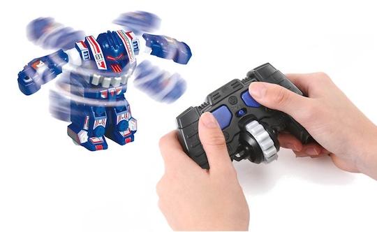 Blast Fighter Battle Robots