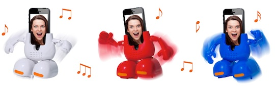 Dancing Face Stand for iPhone