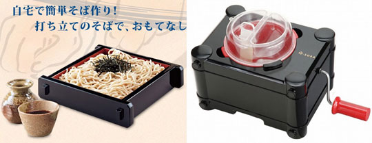 Ie Soba Home Soba Maker