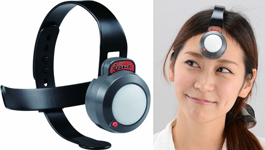 Kokoro Scanner Lie Detector Headset