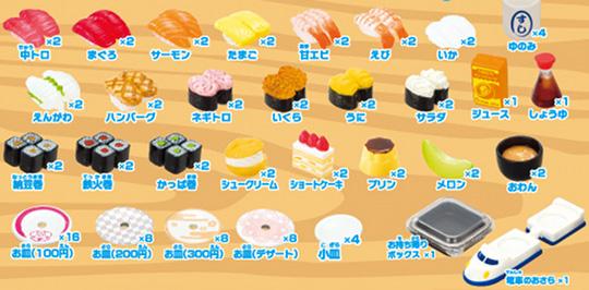 Licca-chan Kaiten Sushi Restaurant