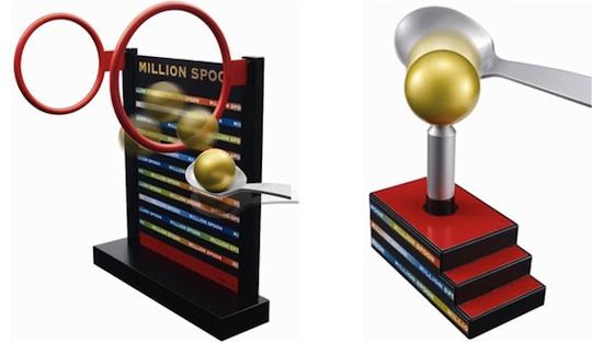 Million Spoon Spiel