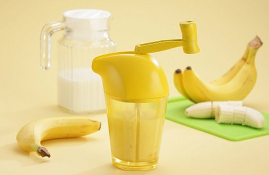 Okashina Banana Juice Maker