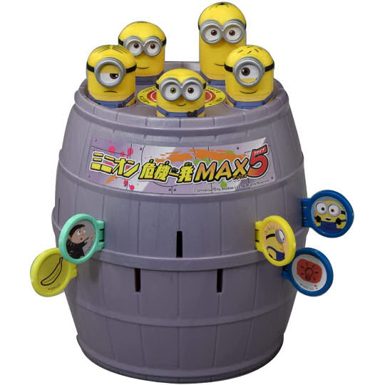 Pop-Up Minions Max 5
