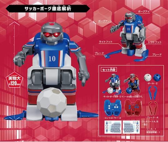 Soccerborg Football Robot Toys
