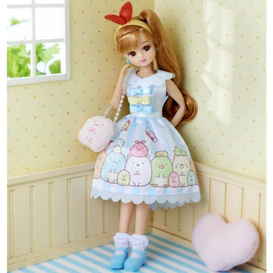 Licca-chan I Love Sumikko Gurashi Doll