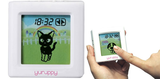 Yuruppy Touchscreen Virtual Pet