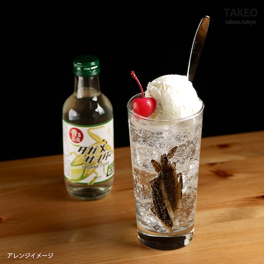 Takeo Tokyo Giant Water Bug Cider (Pack of 3)
