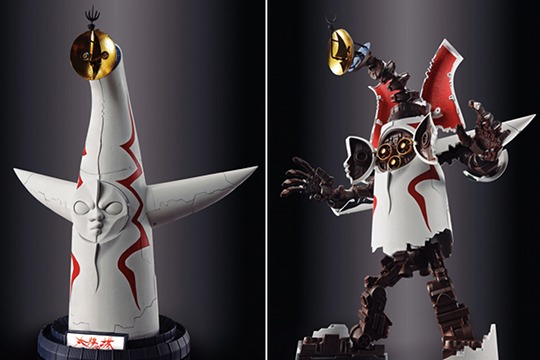 Chogokin Tower of the Sun Robot