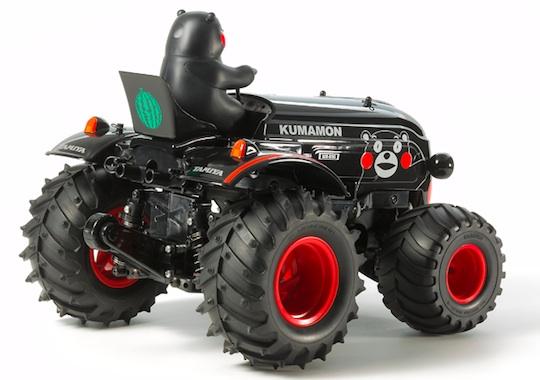R/C Tractor Kumamon