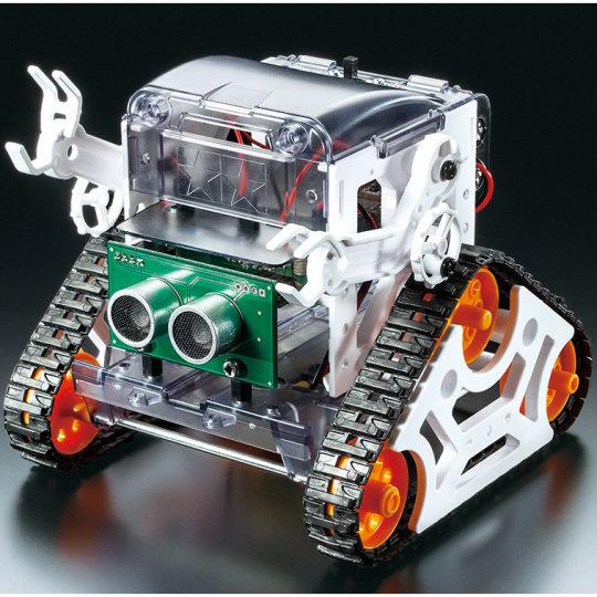 Tamiya Microcomputer Robot (Crawler Type)